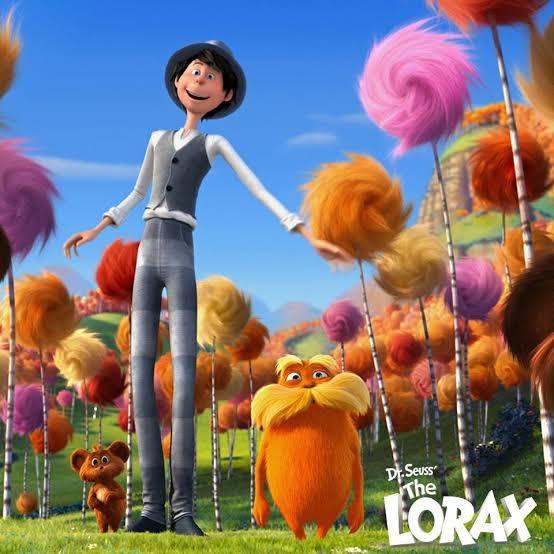 Dr Seuss The Lorax - O Lorax: Em Busca da Trúfula Perdida