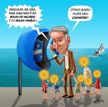 Reflexão: Bolsa Família e Telexfree