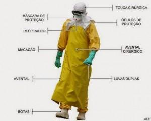 moda roupa anti ebola