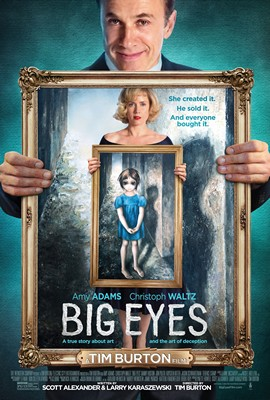 Big Eyes Movie - Filme Grandes Olhos