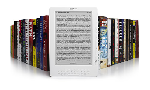 e-book-kindle