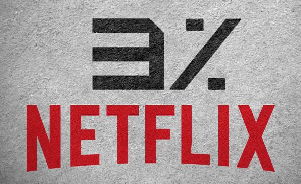 3% seriado Netflix 2016