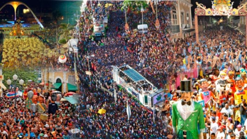 Os 10 destinos mais procurados para o Carnaval; confira preços das passagens