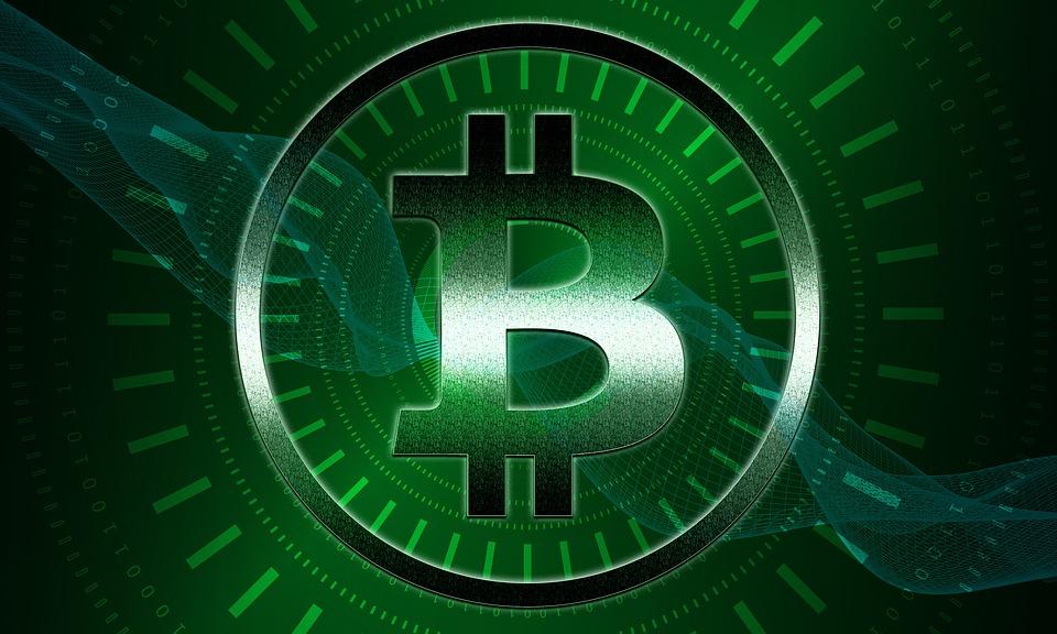 Bitcoin verde igual uma criptonita