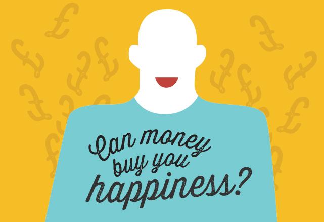 Um estudo publicado pela revista Nature Human Behavior, elaborado por psicólogos norte-americanos mostra que dinheiro pode, sim, comprar felicidade