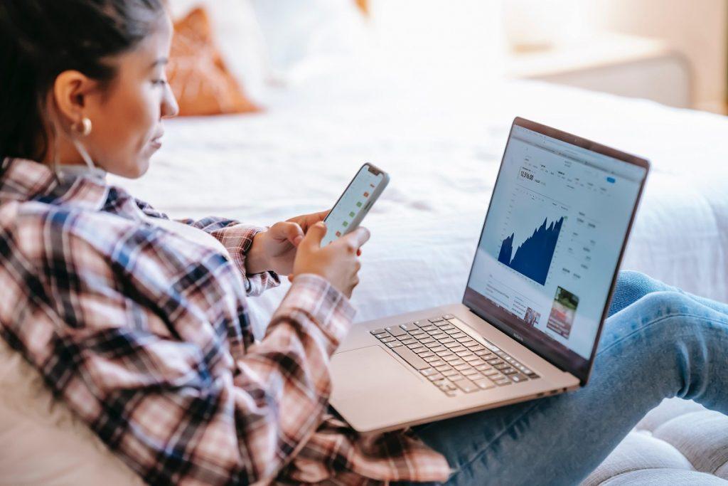 Tecnologias que facilitam a organização financeira